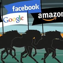 [Infographic] Những công ty công nghệ hàng đầu thế giới kiếm tiền từ đâu?
