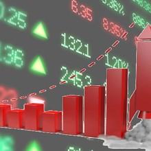 Vn-Index chạm mốc 800 điểm: Giá cổ phiếu ngân hàng ngược chiều