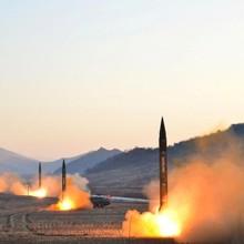 Ukraine muốn chứng minh sự vô can với tên lửa Triều Tiên