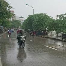 Bắc Bộ mưa dông nốt ngày hôm nay, từ ngày mai trời chuyển nắng