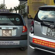 """Taxi truyền thống cấp tập """"chống ế"""""""