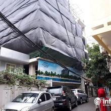 Dự án Núi Trúc Square: Rao bán căn hộ vượt tầng được cấp phép?