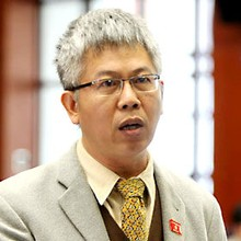 Ông Nguyễn Đức Kiên  - Phó chủ nhiệm Ủy ban Kinh tế của Quốc hội