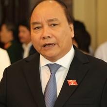 Thủ tướng Nguyễn Xuân Phúc - Phó thủ tướng