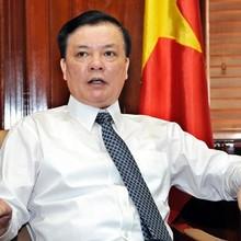 Ông Đinh Tiến Dũng - Bộ trưởng Bộ Tài chính