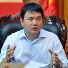 Ông Đinh La Thăng - Bí thư Thành ủy TP. Hồ Chí Minh