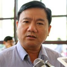 Ông Đinh La Thăng - Bí thư Thành ủy TP.HCM