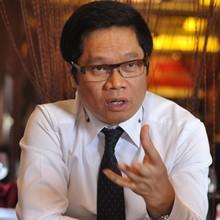 Ông Vũ Tiến Lộc - Chủ tịch Phòng Thương mại và công nghiệp Việt Nam (VCCI)