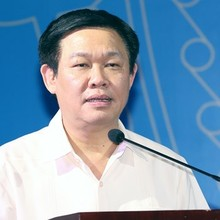Ông Vương Đình Huệ - Phó thủ tướng Chính phủ