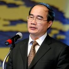 Ông Nguyễn Thiện Nhân - Chủ tịch Ủy ban Trung ương Mặt trận Tổ quốc Việt Nam