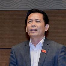 Ông Nguyễn Văn Thể  - Đại biểu Quốc hội đoàn Sóc Trăng