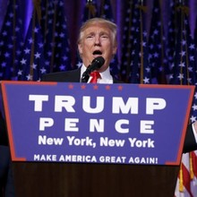 """Chính sách đối ngoại : """"Ông Donald Trump, con cọp giấy""""?"""