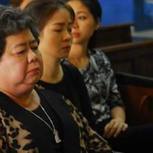 """Vụ án Hà Văn Thắm: """"Bà Hứa Thị Phấn đang trong tình trạng nguy kịch, nửa mê nửa tỉnh"""""""