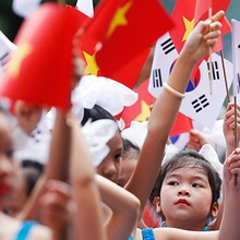 Robust FDI Turns South Korea Vietnam's Second Biggest Trade Partner