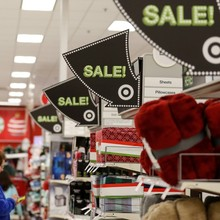Người Mỹ hào hứng mua sắm ngày Black Friday