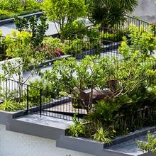 Ngôi nhà Nha Trang vào top 10 vườn trên mái đẹp nhất thế giới