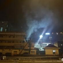 Hà Nội: Cháy Khoa Khám bệnh Bệnh viện Bạch Mai