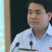 """Ông Nguyễn Đức Chung: """"Tôi nhận trách nhiệm chậm xử lý nhà 8B Lê Trực"""""""