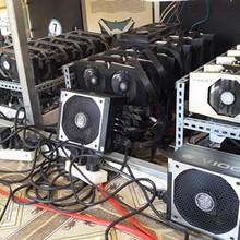 Gần 1.500 máy đào Bitcoin nhập khẩu vào TP.HCM