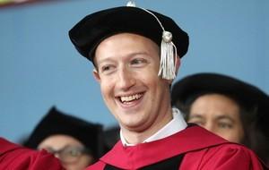 Mark Zuckerberg: Thành công đến từ quyền được thất bại