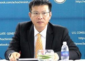 Ông Lương Hoài Nam -  Tổng giám đốc CTCP Hàng không Hải Âu
