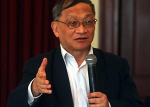 TS. Lê Đăng Doanh - Nguyên Viện trưởng Viện Quản lý Kinh tế Trung ương