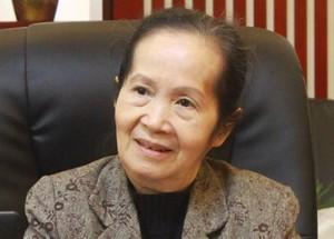 Bà Phạm Chi Lan - Chuyên gia kinh tế