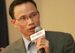TS. Cấn Văn Lực - Giám đốc trường đào tạo BIDV