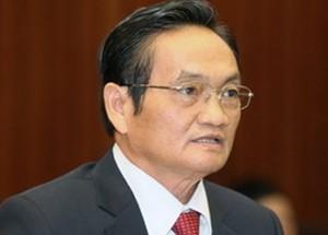 Ông Trần Du Lịch - Thành viên HộI đồng tư vấn chính sách tài chính tiền tệ quốc gia