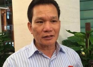 Ông Bùi Sỹ Lợi -  Phó chủ nhiệm Uỷ ban các vấn đề xã hội của Quốc hội
