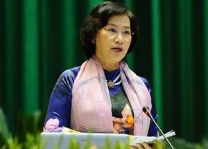 Bà Nguyễn Thị Kim Ngân - Chủ tịch Quốc Hội