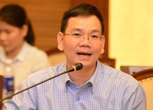 Ông Huỳnh Thế Du - Giám đốc Đào tạo Chương trình giảng dạy kinh tế Fulbright