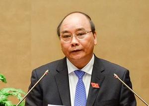 Thủ tướng Nguyễn Xuân Phúc - Thủ tướng Chính phủ