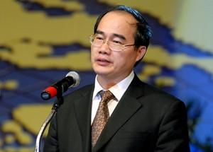 Ông Nguyễn Thiện Nhân - Bí thư Thành ủy TP.HCM