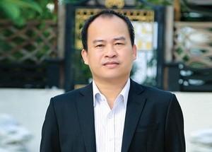 Ông Lâm Minh Chánh - Chủ tịch CTCP Đầu tư và Thương mại LMC