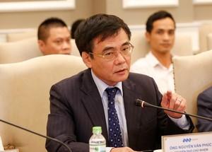 Ông Nguyễn Văn Phúc - Nguyên Phó chủ nhiệm Ủy ban Kinh tế Quốc hội
