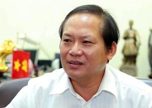 Ông Trương Minh Tuấn - Bộ trưởng Thông tin và truyền thông