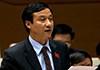 Ông Bùi Văn Xuyến - Đại biểu Quốc hội tỉnh Thái Bình