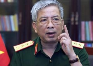Thượng tướng Nguyễn Chí Vịnh - Thứ trưởng Bộ Quốc phòng