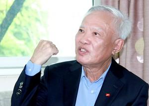 Ông Vũ Khoan - Nguyên Phó thủ tướng