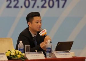 Ông Nguyễn Đức Hùng Linh - Giám đốc phân tích và tư vấn đầu tư khách hàng cá nhân Công ty chứng khoán SSI