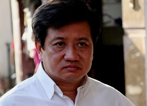 Ông Đoàn Ngọc Hải - Phó chủ tịch UBND quận 1, TP.HCM