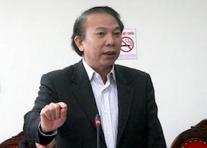 Ông Mai Đức Chính - Phó Chủ tịch Tổng liên đoàn lao động Việt Nam, kiêm Phó Chủ tịch Hội đồng Tiền lương Quốc gia