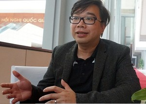 Ông Đỗ Hoài Nam - CEO UP Coworking Space