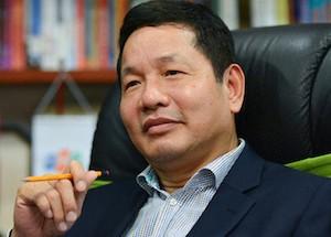Ông Trương Gia Bình - Chủ tịch HĐQT FPT