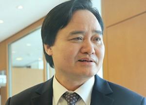 Ông Phùng Xuân Nhạ - Bộ trưởng Bộ Giáo dục và Đào tạo