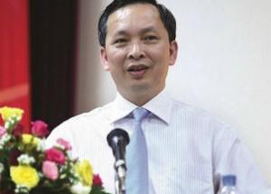 Ông Đào Minh Tú  - Phó Thống đốc Ngân hàng Nhà nước