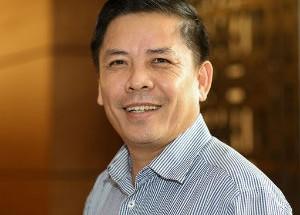 Ông Nguyễn Văn Thể  - Bộ trưởng Bộ Giao thông vận tải