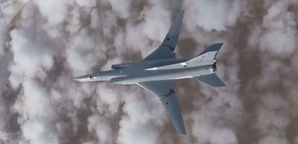 Nga rút siêu máy bay ném bom từ Syria về nước