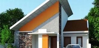 Những mẫu nhà trệt kiểu mới đẹp sang chảnh chỉ với chi phí 200 - 500 triệu
